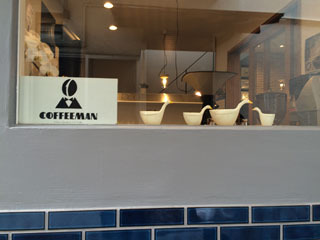 コーヒーマン (COFFEEMAN)