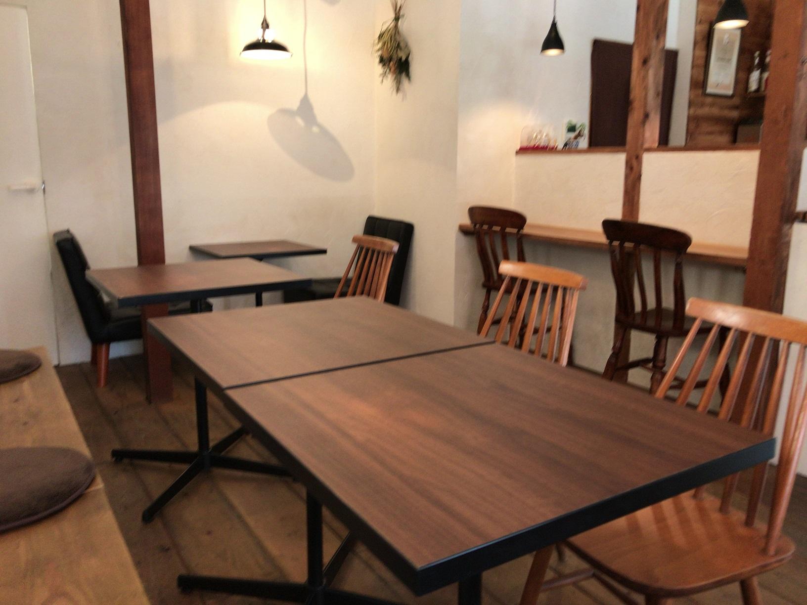 おしゃれなカフェ「DAY'S CUP café」テイクアウトもOK!