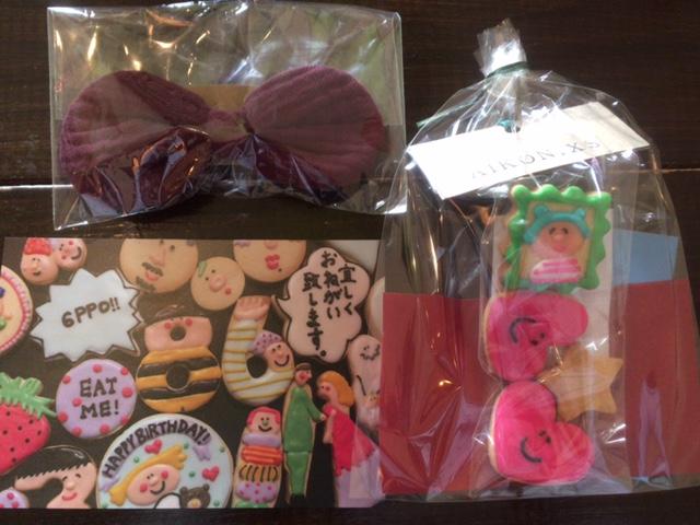 可愛いアイシングクッキーと子供服のお店「6PPO(ロッポ)」
