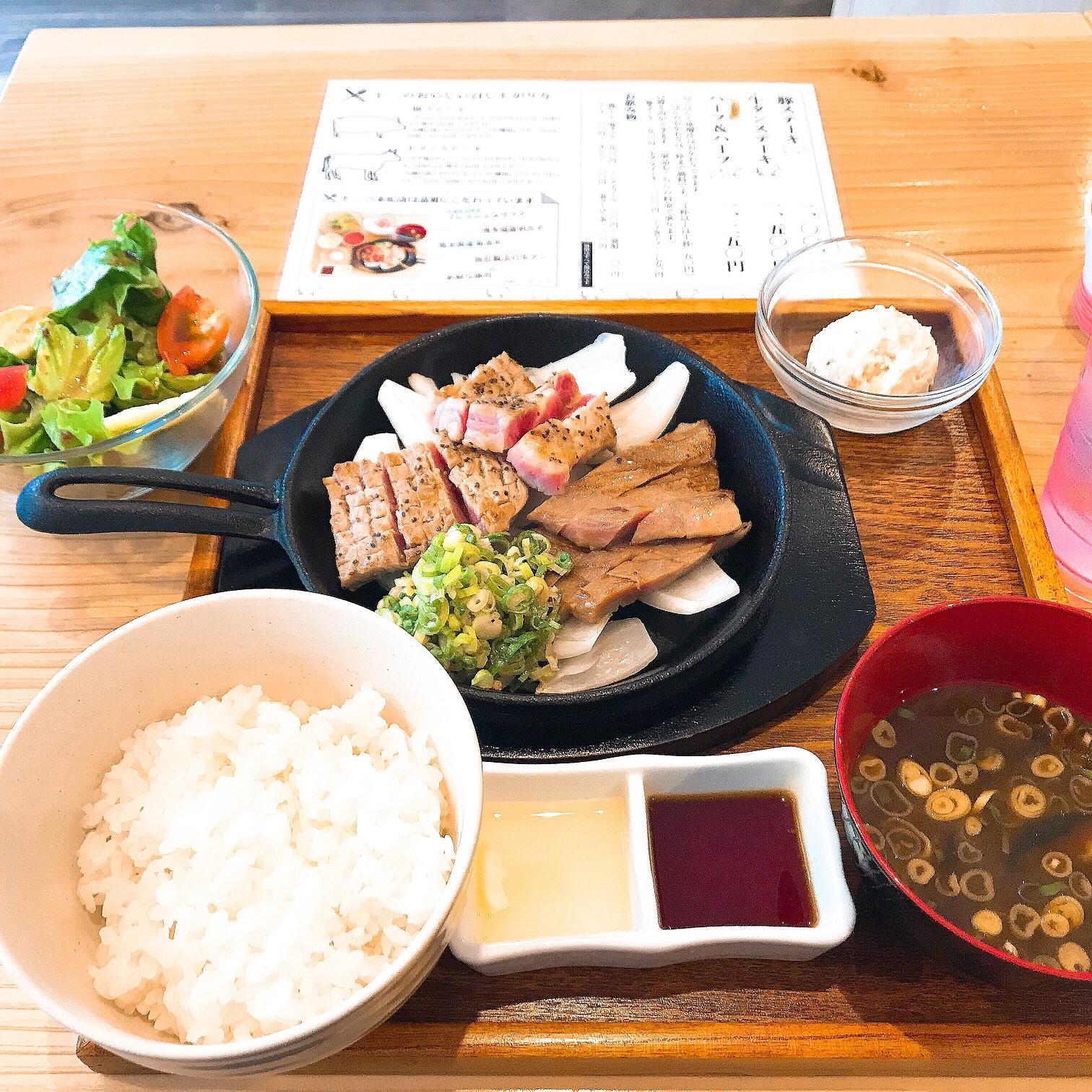 人気ステーキ店が六本松にもオープン!「十一(といち) 六本松店」