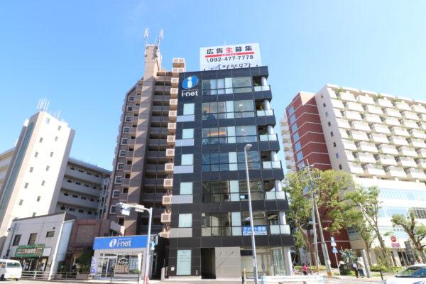 「i・net BLD(アイネットビル)2階入居テナント様募集中です。