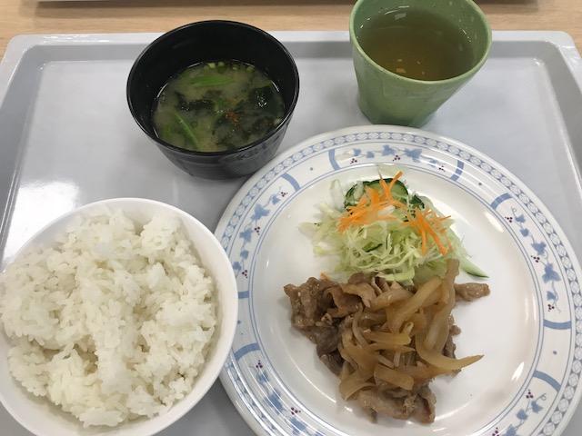 六本松 福岡地方裁判所 地下1階の食堂に行ってきました!